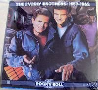 Time Life Music: The Rock 'n' Roll Era: The Everly Brothers: 1957-1962