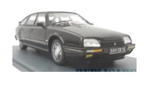 Amazon.com: NEO 1/43 Citroen CX GTi Turbo 2 (1986) Black (japan import): Toys & Games