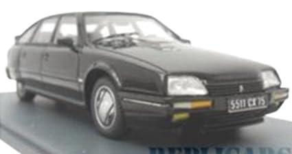 NEO 1/43 Citroen CX GTi Turbo 2 (1986) Black (japan import