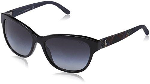 Polo Ralph Lauren Unisex 0PH4093 Black - Warranty Polo Sunglasses