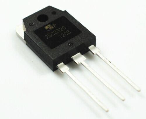 5PCS Transistor 2SC3320 80W 400V 15A