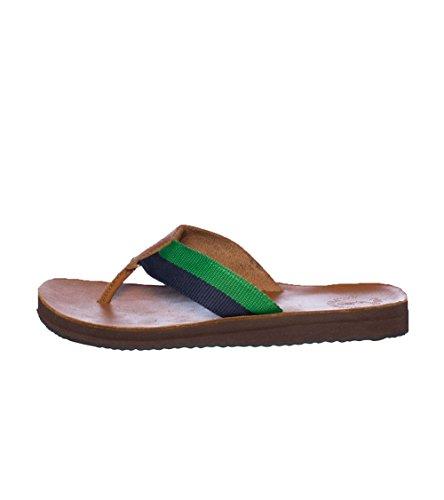 Polo Footwear Bradley Sandal Brown 4