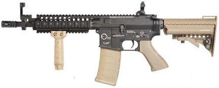 King Arms TWS M4 VIS CQB 電動ガン デザートカラー