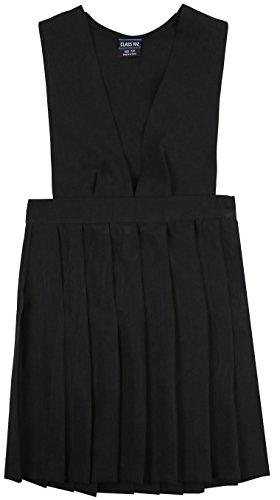 Pleated Jumper Dress - 7