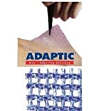 Systagenix Adaptic Non-adhering Dressing 5'' x 9'', Sterile (Carton of 12 Each)