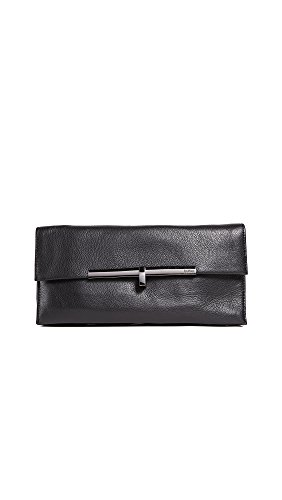 Botkier Women's Bleecker Clutch, Black, One Size by botkier