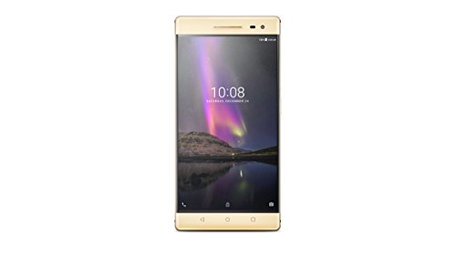 Lenovo Phab 2 Pro Unlocked Android Smartphone - Cellphone with Tango for Augmented Reality, 64 GB Gold (U.S. Warranty) (Lenovo Mobile)