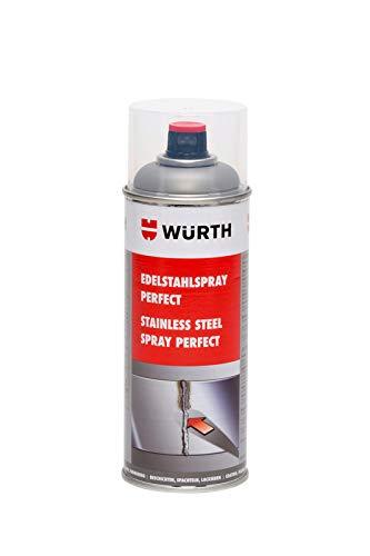 Würth Acero Inoxidable Spray Perfect - 400 ml - Largo Tiempo ...