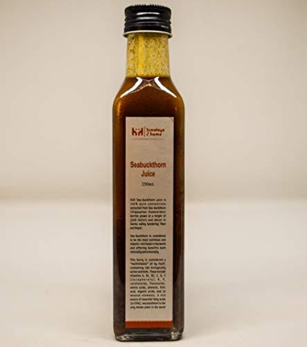 Seabuckthorn Juice 250 ML