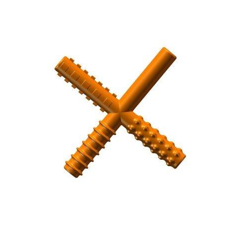 Chew Stixx Orange Flavor (Longest Lasting Oral Motor Chew We Sell)
