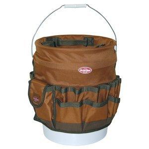 Bucketeer for 5-Gallon Bucket — 30 Pockets, Model# - Bucket Boss 10030
