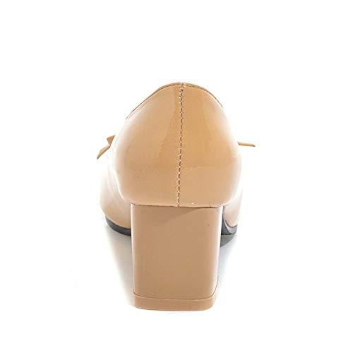 36 Beige Femme DGU00503 Beige Compensées AN 5 Sandales BqAFva