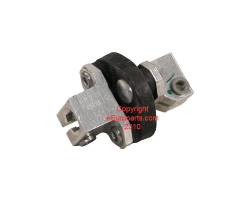 (BMW e46 (99-01) Steering Coupling Column Joint @ Rack flexible)