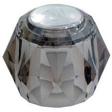 (BrassCraft SH6814 Tub and Shower Faucet Acrylic Knob Handle for Delta Faucet Monitor 1300/1400 Faucet Series,)
