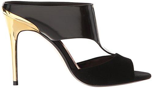 Ted Baker Torr Sued Af Formal Shoe, Women's Torr Sued Af Formal Shoe Black/Gold