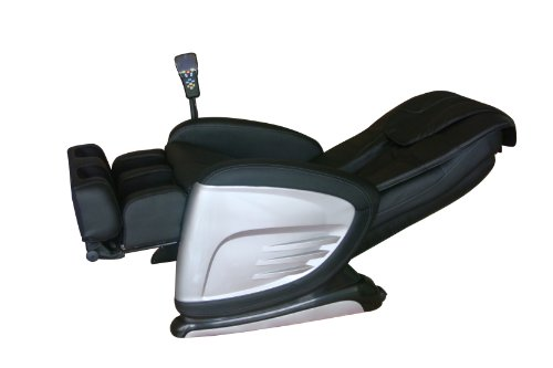New-Full-Body-Shiatsu-Massage-Chair-Recliner-wHeat-Stretched-Foot-Rest-86C