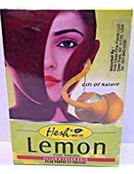 - Hesh Pharma Ayurveda Herbal Lemon Peel Powder for Skin Care Skin Cleanser and Astringent (3.5 oz / 99.2 g)