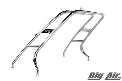Big Air Cuda Tower (Polished Aluminium)