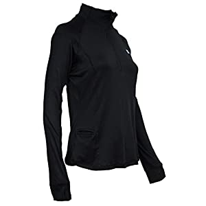 Rahnr Women's tech 1/2 zip long sleeve pullover jacket