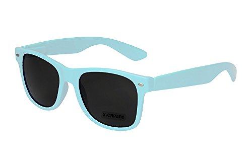 X Polar a unisex elegir Azul retro de 45 vintage sol colores CRUZE® nerd modelos Gafas ZqSw6Zxr
