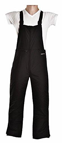 Arctix Men's Essential Bib Overall, Black, 3X-Large/Regular