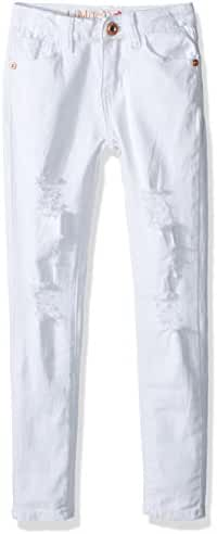 Limited Too Girls' Skinny Fit Stretch Twill Jeans