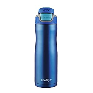Contigo Autoseal Fit Trainer, 20-Ounce, Dazzling Blue