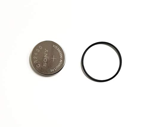 Replacement Battery Kit For suunto with O-Ring and Battery for Advizor/X-Lander / Vector / Altimax / Yachtsm