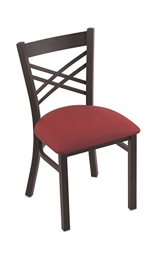 Wine Black Seat Frame Red (Holland Bar Stool 620 Catalina 18