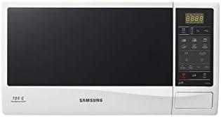 Samsung Microonde GE732K/XET Microonde Grill 20 l, Cottura Automatica, 50 W, 20 Litri, Bianco