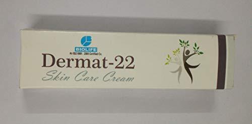 Biolife Herbals Effective Skin Disorder Cream, Dermat-22 Skin Care Cream – Pack of 3 (25 Gm)