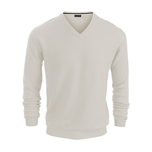 Republic Banana Men Sweater (Banana Republic Mens Long Sleeve V Neck Sweater Slim Fit (Beige, Small))