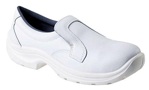 Chaussures de securite blanc