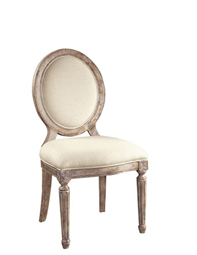 Pulaski Anthousa Eos Side Chair (Louis Desk Chair)