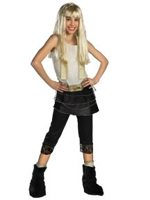 Child Deluxe Hannah Montana Costume - Medium (Child 7-8) (Hannah Montana Scarf)