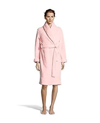 Kathy Ireland Women's Super Soft and Comfortable Warm Fleece Robe