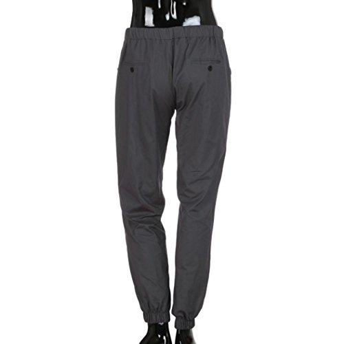 Gray Tether Green Army Mamum Pants Elastic Autumn Men Gray Winter Khaki Black design Casual casual trousers rq4OYx7nqZ