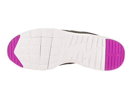 Nike Mädchen 834320-001 Turnschuhe Schwarz