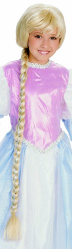 Rubie's Costume Child's Princess of the Tower (Rapunzel Costumes Wig)