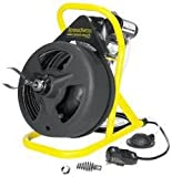 COBRA PRODUCTS ST-440 3/8''/100' Speedway Cable Drum Drain Machine
