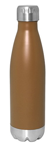 (Double Wall Vacuum Insulated Stainless Steel Sports Bottle, 25 Ounce, Matte Copper)