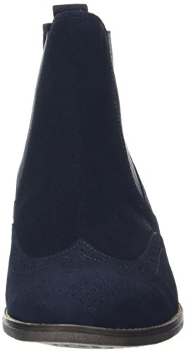 Gabor Shoes Fashion, Botas Chelsea para Mujer Azul (ocean So.fumo)