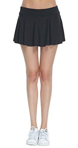 HonourSport Women's Club Stretchy Tennis Skorts Underwear Covered – DiZiSports Store