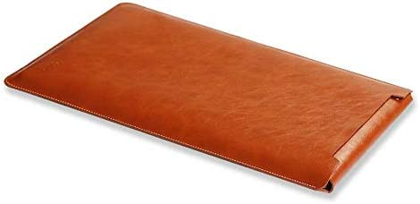 LAPOND Leather Sleeve Inches MacBook