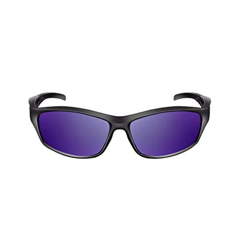 Amober Colored Fashion Polarized Sunglasses Retro Outdoor Riding Glasses Sports Sunglasses Adult