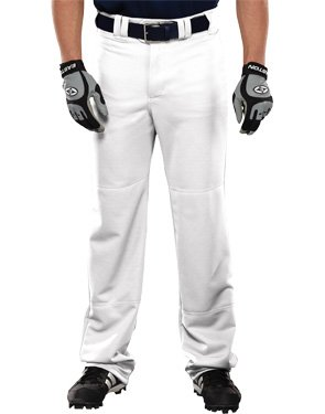 Teamwork Baseball Uniforms (Youth 14 oz. Leadoff Open Bottom Pant (Large))