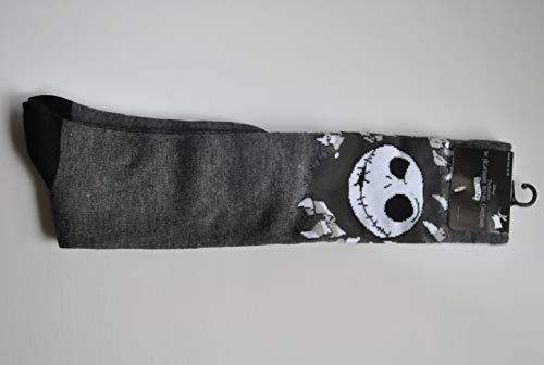 Disney Tim Burton's The Nightmare Before Christmas 25 years Knee Socks JACK Ladies Shoe size: 4-10