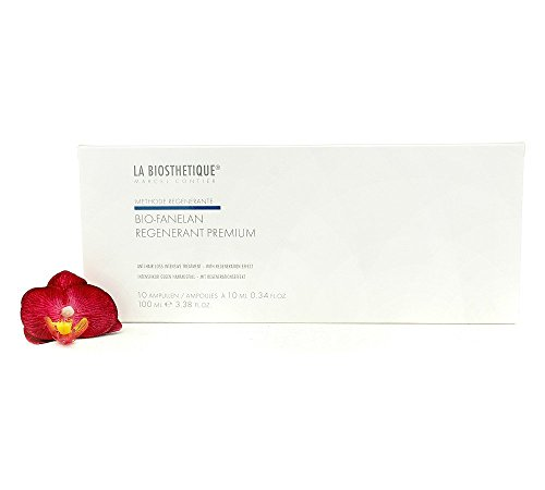 La Biosthetique Bio-Fanelan Regenerant Premium - Anti-Hair Loss Intensive Treatment 10x(10ml/0.34oz) by La Biosthetique