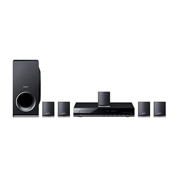 Sony DAV-TZ145 Real 5.1ch Dolby Digital DVD Home Theatre System