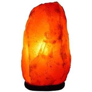Lámpara de Sal del Himalaya de 7-10kg de la Mejor Calidad